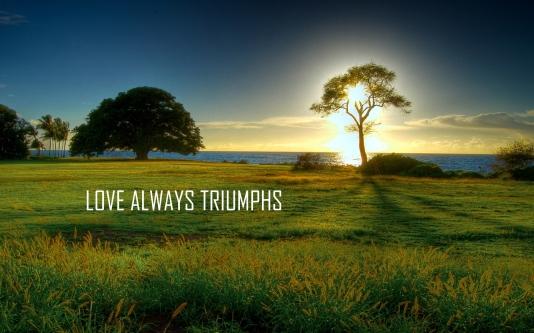 love-triumphs